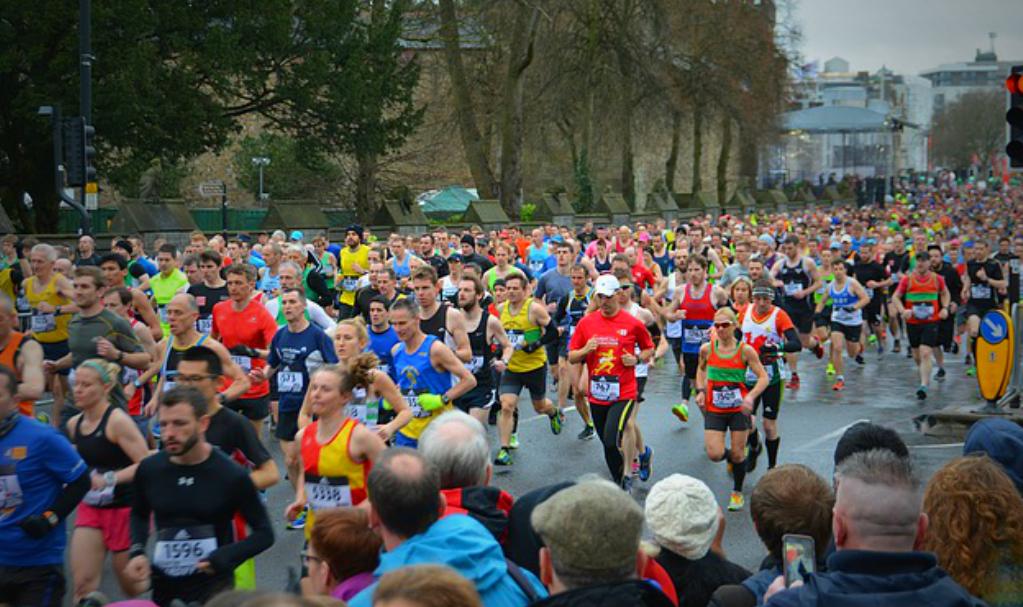 Marathoner a better entrepreneur
