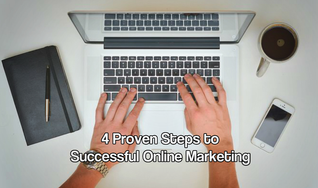 4 Proven Steps to Successful Online Marketing