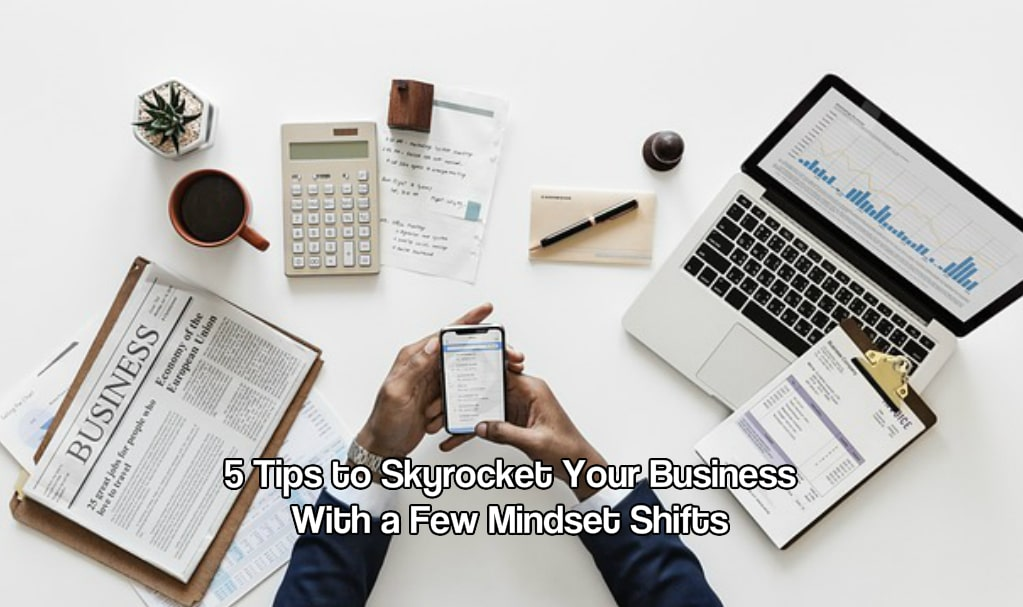 Skyrocket your business