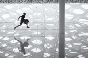 Links between Entrepreneurship and Marathon Running