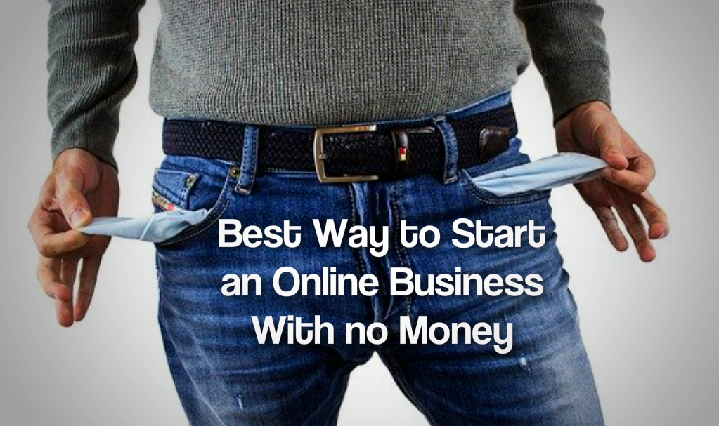 Online Business With no Money