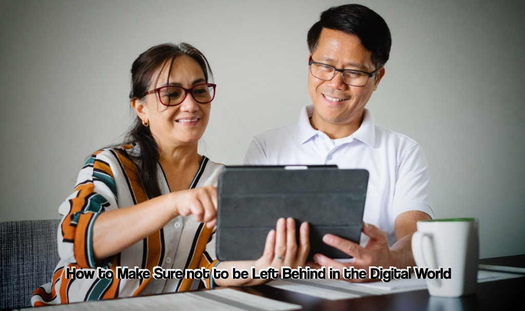 Left Behind in the Digital World